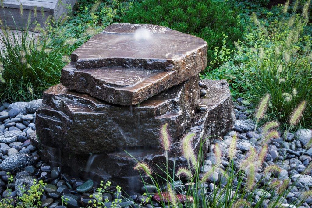 Image of a Ridgefield Water Feature Design and Installation by Drake's 7 Dees