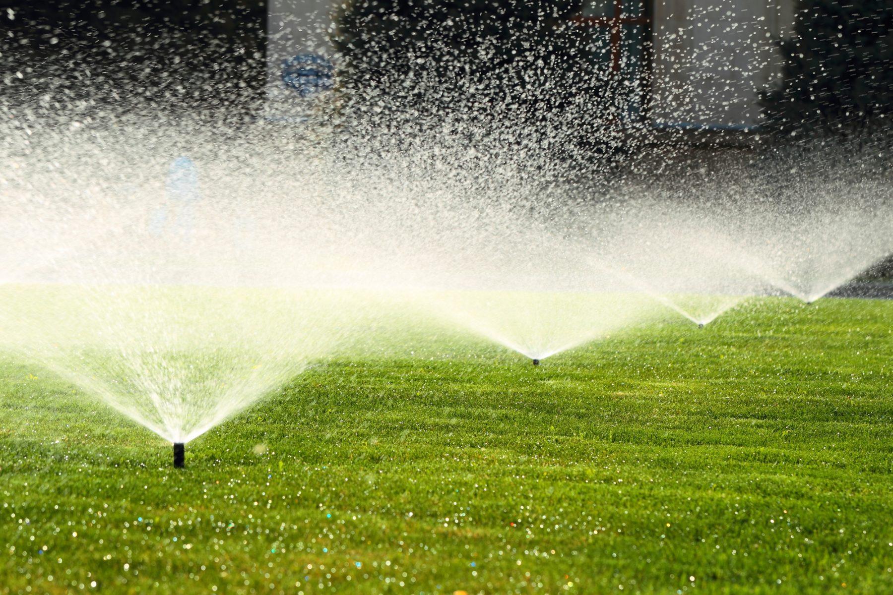 Image for West Linn Sprinkler System Design and Installation