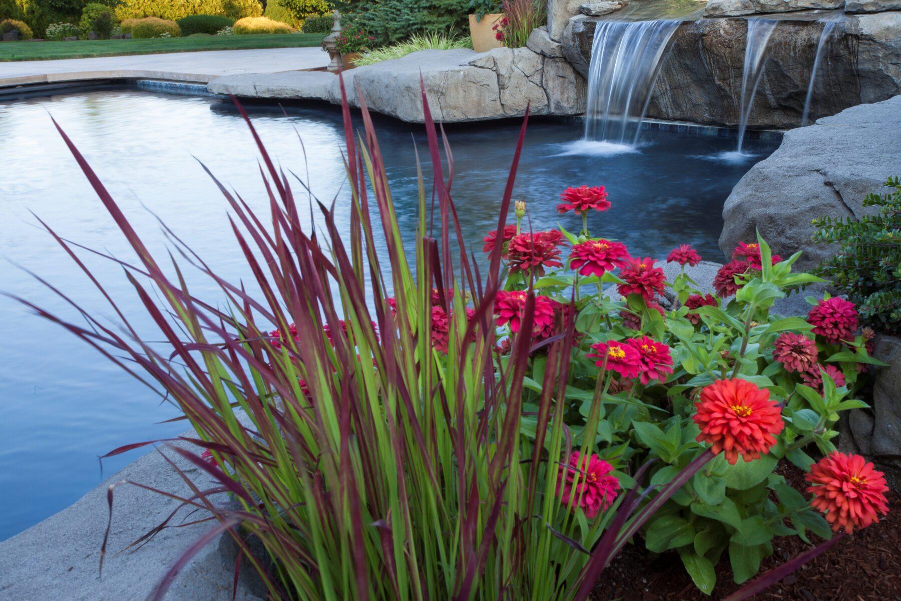 Example of Drake's 7 Dees Portland landscape design and build work